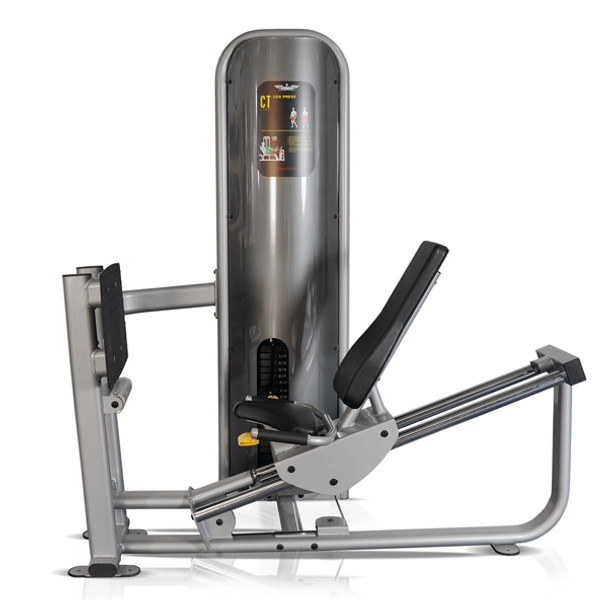 Inflight Seated Leg Press/Calf Raise Machine
