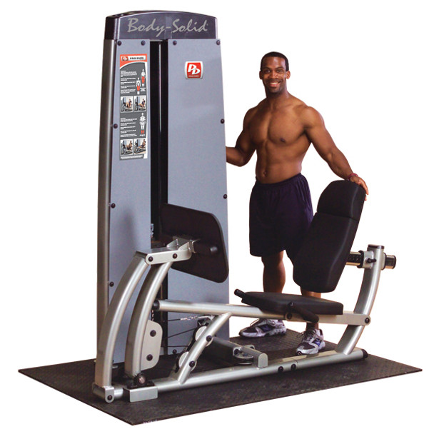 Body Solid (#DCLP-SF) Leg Press Machine