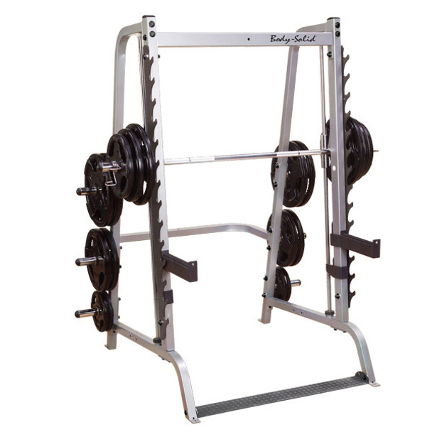 Body Solid (#GS348Q) Series 7 Smith Machine