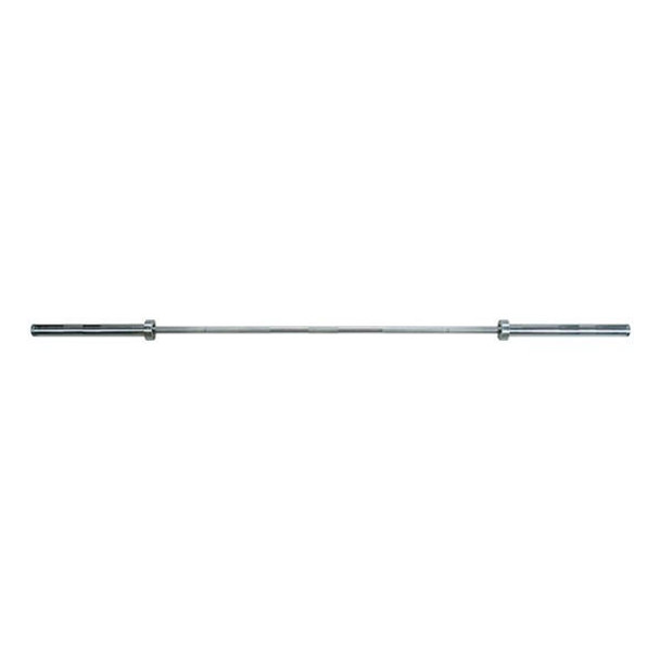 York (#32011) Stainless Steel Olympic Bar