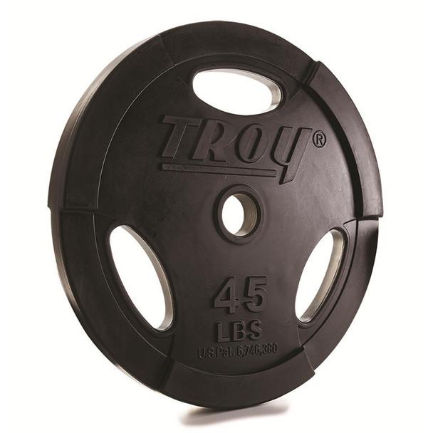Troy Barbell GO-U Urethane Olympic Grip Plate