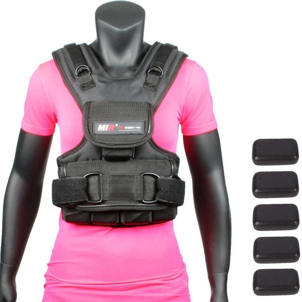 MiR Women's Weighted Vest