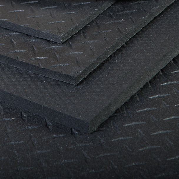 Supermats 4x6 Rubber Mats
