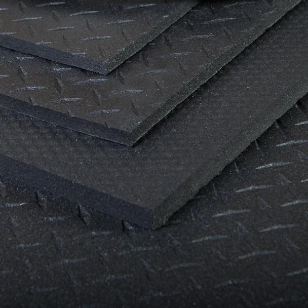 Supermats 4x6 Rubber Gym Floor Mats