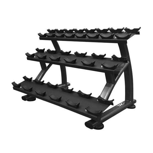 TAG Fitness (RCK-SD3.1) 3-Tier Dumbbell Rack