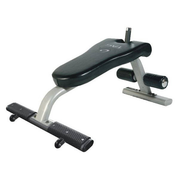 TAG Fitness Compact Ab Crunch Bench