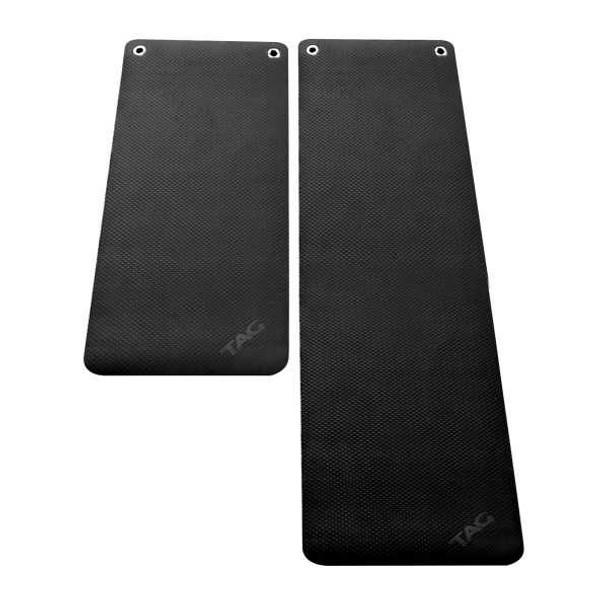 TAG Fitness Foam Exercise Mat w/ Eyelets