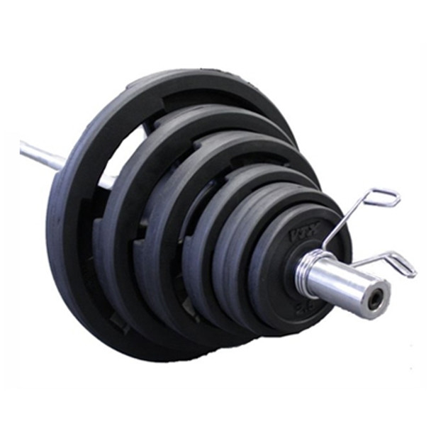 Troy VTX Rubber Encased Weight Set