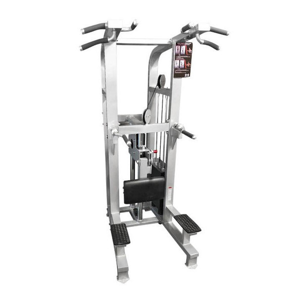 Muscle D Commercial Chin Dip Assist Machine