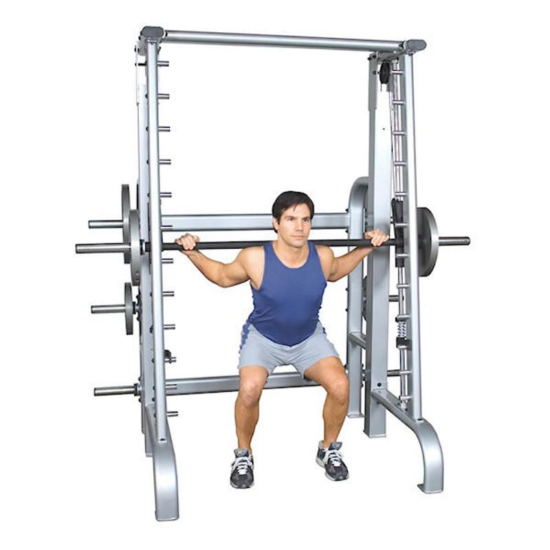 Inflight Fitness 5003 Smith Machine Gtech Fitness