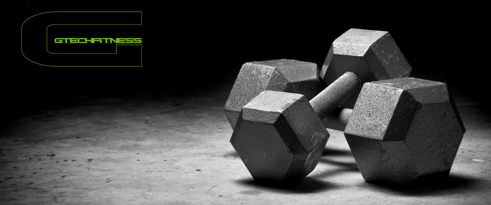 Gtech Fitness Weight Training Equipment Logo Image