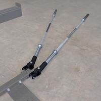Body-Solid SPRTB Dual T-Bar Row Attachment