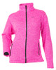 Kylie 3-in-1 Hunting Jacket - Removable Fleece Liner - Can Be Worn 3 Ways - Blaze Pink