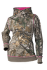 Realtree Xtra/Pink DSG Side Button Hoodie for Hunting