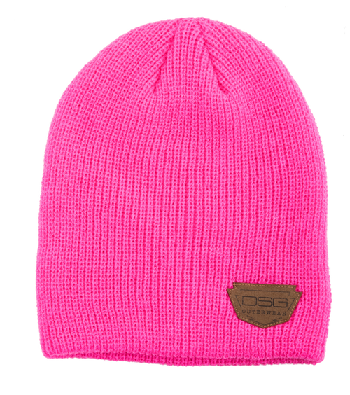 Knit Beanie - Eight Color Options
