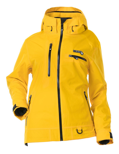 Prizm Technical Jacket - Pineapple  (Uninsulated) - Canada Only
