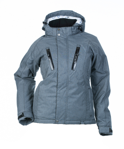 Craze 3.0 Jacket - Charcoal Heather - Canada Only