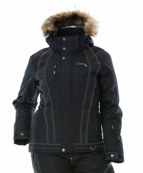 Divine III Jacket - Black - Canada Only