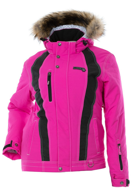 Divine III Jacket - Pink - Canada Only