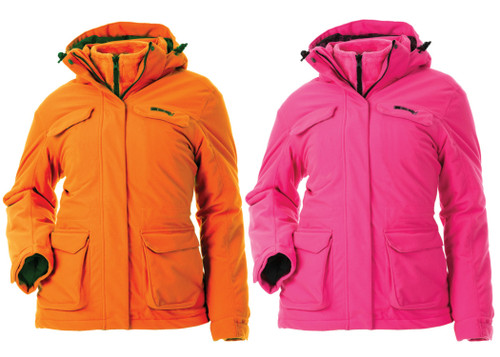 Kylie 3.0 3-in-1 Blaze Hunting Jacket - with Removable Fleece Liner - Canada Only