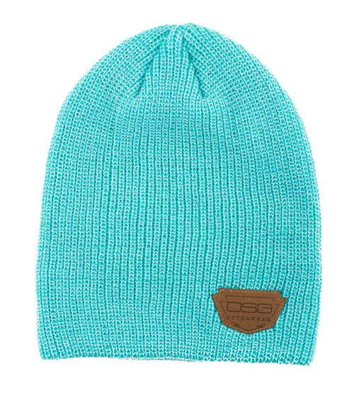 Knit Beanie - Eight Color Options - Canada Only