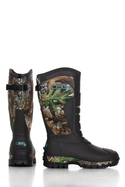Women's Rubber Hunting Boot 2.0 Insulated - Realtree Edge ® - 400 Grams