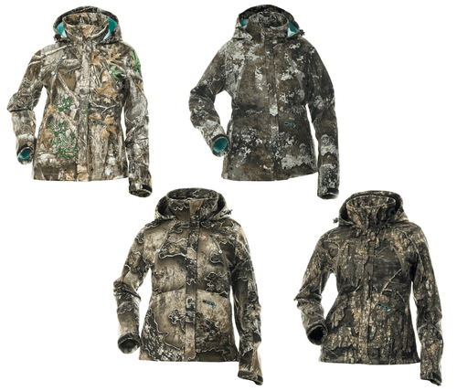 Ava 2.0 Softshell Hunting Jacket - Realtree Edge®, TrueTimber Strata, Realtree Excape™ or Realtree Timber® Pattern - Canada Only