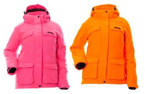 Kylie 4.0 3-in-1 Blaze Hunting Jacket - with Removable Fleece Liner - Blaze Pink or Blaze Orange