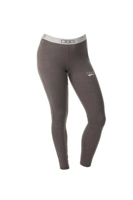 Merino Wool Base Layer Pant - Grey