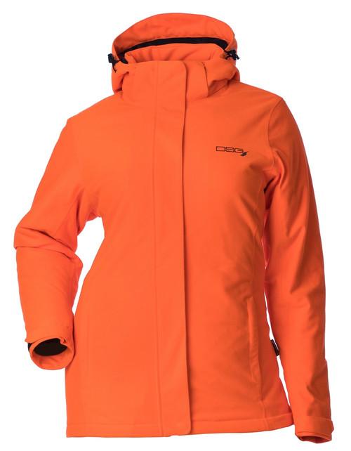 DSG Addie Hunting Jacket in Blaze Orange - Front