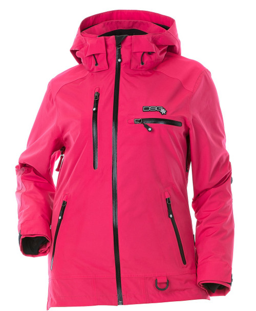 Prizm Technical Jacket - Watermelon (Uninsulated)