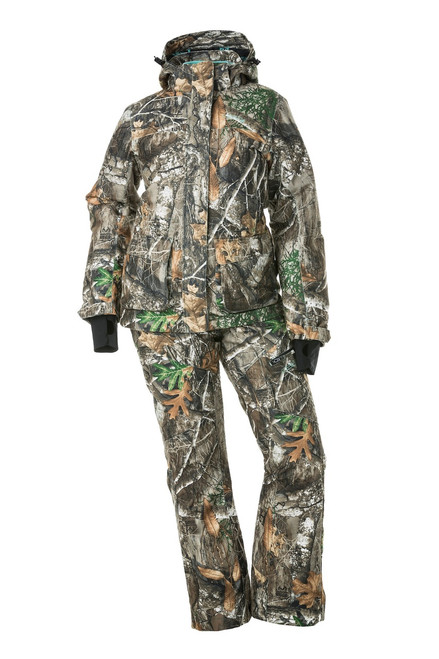 7e84bf8e0a2cd ... Kylie 2.0 3-in-1 Hunting Jacket - Removable Fleece Liner - Can Be ...