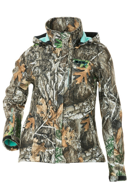 Ava Softshell Hunting Jacket - Realtree Edge®