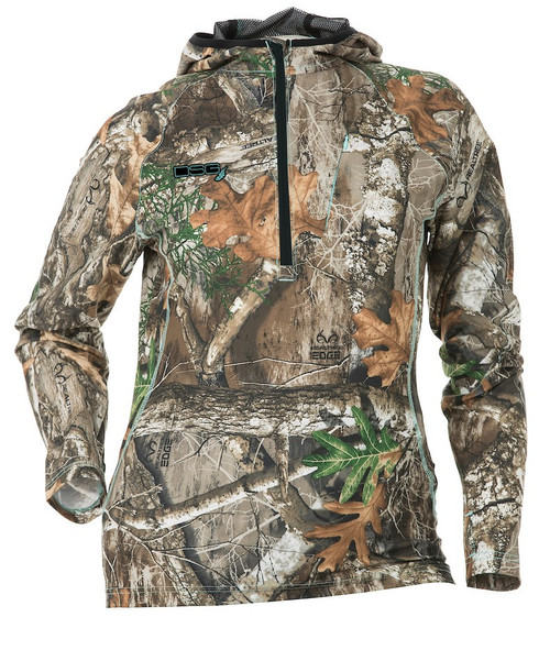 Bexley Ultra Light-weight Ripstop Tech Shirt - Realtree Edge ®