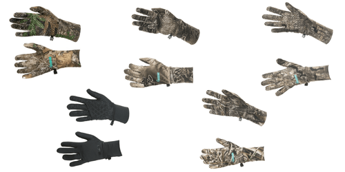 D-Tech Liner Glove 2.0 - Realtree Edge®, Realtree Excape™, Realtree Timber®,  Realtree Max-5® or Black
