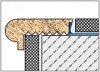 Wood Stair Nosing Step Edging For Tiles,Stone,Wood- For Indoors
