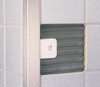 Flush Mount Stainless Steel Corner Guard With Square Anchor -2.5m