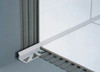 PVC Wall/Floor Junctions With Single Leg For Sanitary Areas- 2.5m