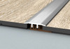 Aluminium Threshold Connection Profile For 4-7mm High Flooring
