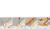 Aluminium Transition Profile For  7-17mm Floor Heights-2.7m