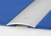 Extra Wide Aluminium Cover Strips For  0-5mm Height Difference