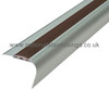Round Edge Anti Slip Stair Nosing Ramp Profile -2.5m