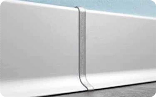 Connector For Aluminium Skirting