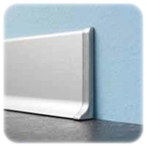 Right End Cap For Aluminium Skirting