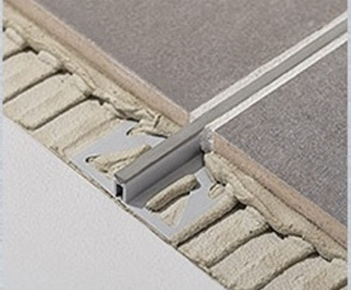 PVC Expansion Joint Profile With Extra Narrow Visible Surface-2.5m