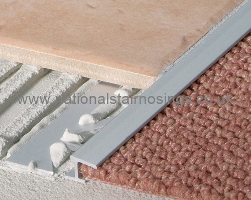 Ramp Transition Profile For Tile/Carpet Junction-2.5m