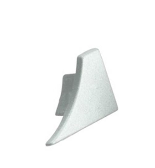 End Cap Left For Aluminium Wall/Floor Junction