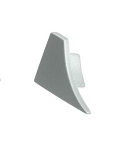 End Cap Right For Aluminium Wall Floor Junction