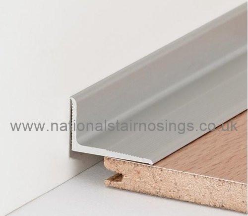 Aluminium Wall /Floor Connection & Border Edging Profile - 2.7m