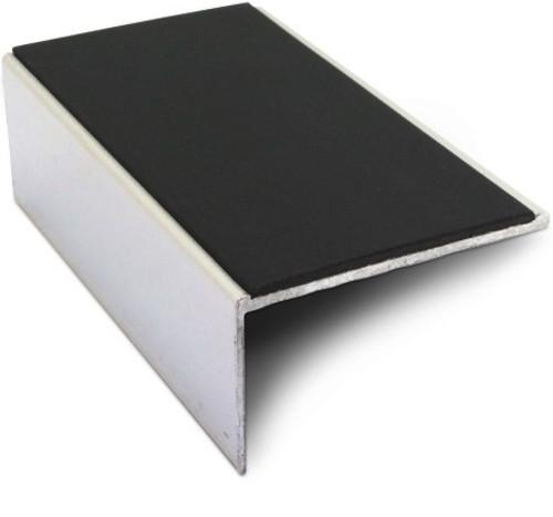Square Non Slip Stair Nosing For Vinyl ,Lino